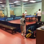 Bordtennis hos Bordtennisklubben