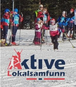 Logo Aktive lokalsamfunn